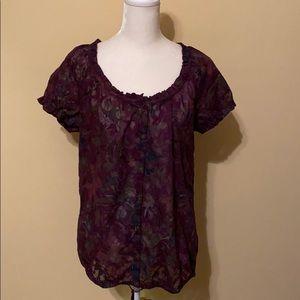 Sonoma blouse